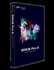 EDIUS Pro 9
