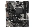 Материнская плата ASRock AM4 AMD A320 A320M-HDV