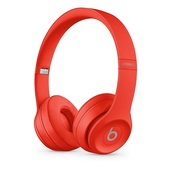 Beats  Solo3 (коллекция Beats Icon) Bluetooth 4.0 Red