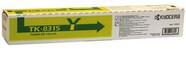 Купить Тонер-картридж желтый Kyocera TK-8315Y, Желтый