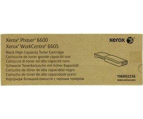 Phaser 6600/WorkCentre 6605, черный тонер-картридж повышенной емкости