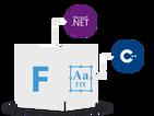 Aspose.Font for C ++
