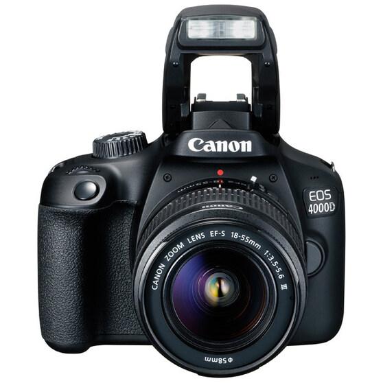 Фотоаппарат Canon EOS 4000D