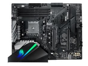 Материнская плата ASUS AMD B450 ROG STRIX B450-E GAMING