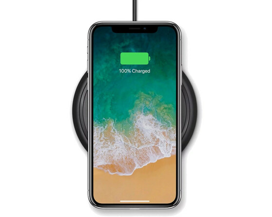 Зарядное устройство APPLE Mophie Wireless Charger Pad 4117