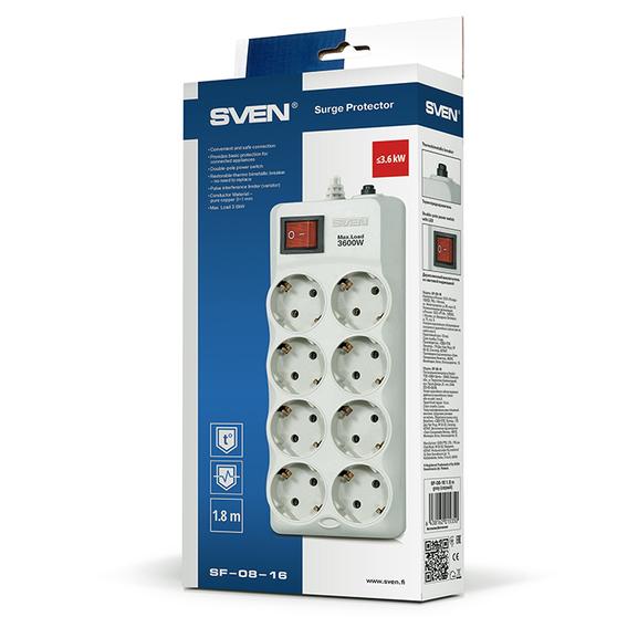 Сетевой фильтр SVEN Сетевой фильтр SV-015350