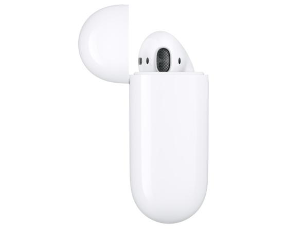 Наушники Apple AirPods 2 (2019) в футляре без возможности беспроводной зарядки
