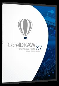 Corel Corporation CorelDRAW Technical Suite 2017 (подписка 365-day subscription на 1 год), количество до 50 штук, LCCDTSSUB11