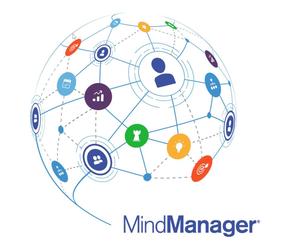 Corel Corporation Mindjet MindManager 2019 (лицензия), for Windows Single (Electronic Delivery), LCMM2019SUML