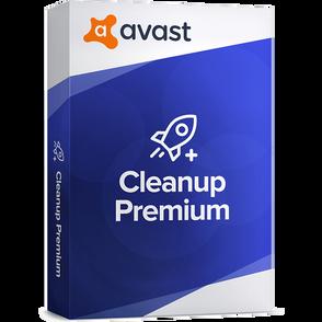 AVAST Software Avast Cleanup & Boost Pro (лицензия на 1 год), цена за 1 лицензию, cbp-1-12m