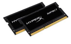 Оперативная память Kingston HyperX 16G HX316LS9IBK2/16