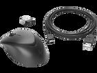 Мышь HP Inc. Wireless Premium Mouse 1JR31AA#AC3, цвет черный  - купить со скидкой