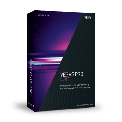 VEGAS Professional 15 Suite