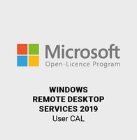 Microsoft Remote Desktop Services 2019 External Connector (Academic OLP), Unlimited external users