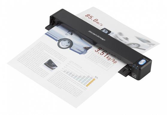 Сканер FUJITSU ScanSnap iX100 (вскрытая упаковка)