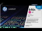 Картридж пурпурный HP Inc. CF033A фото