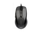 Мышь A4tech N-708X-1, цвет темно-серый фото