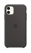 Apple iPhone 11 Silicone Case - Black MWVU2ZM/A