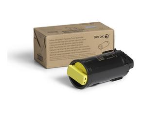 VersaLink C605, желтый тонер-картридж экстра повышенной емкости