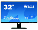 Монитор Iiyama XB3270QS 31.5'' черный  - купить со скидкой