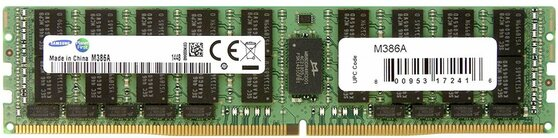 Оперативная память Samsung Desktop DDR4 2933МГц 64GB, M386A8K40CM2-CVFCO