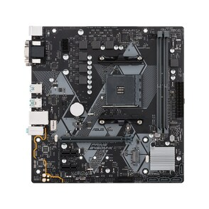 Материнская плата ASUS AMD B450 PRIME B450M-K