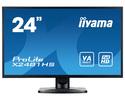 Монитор Iiyama X2481HS 23.6-inch черный