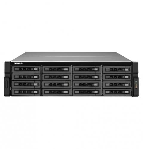 Сетевые хранилища (NAS) QNAP 16 disks TS-1673U