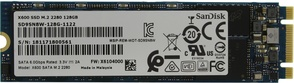 Внутренние SSD SanDisk X600 128Gb