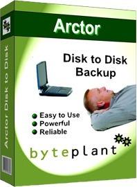 Byteplant Arctor File Backup