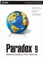 Corel Paradox Standalone