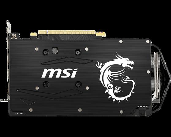 Видеокарта MSI GeForce RTX 2060 8 ΓБ Retail