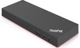 Док-станция LENOVO ThinkPad Thunderbolt 3 Workstation Dock Gen 2