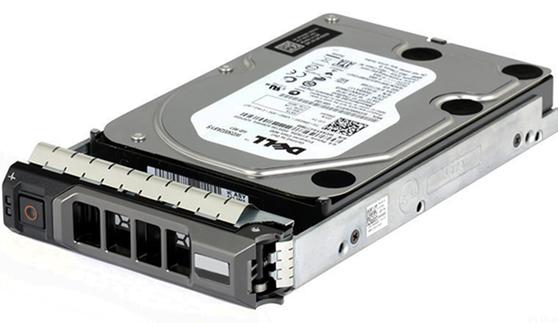 Жесткий диск  DELL Server HDD 3.5  3TB 7.2K SAS 6Gb/s