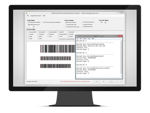 GdPictureNET 1D Barcode Recognition
