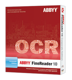 ABBYY FineReader 10 Corporate Edition
