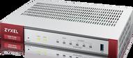 Межсетевой экран Zyxel ZyWALL USG FLEX 100W, 2xWAN GE (1xRJ-45 и 1xSFP), 1xOPT GE (LAN/WAN), 3xLAN/DMZ GE, 802.11a/b/g/n/ac (2,4 и 5 ГГц), 1xUSB3.0, A