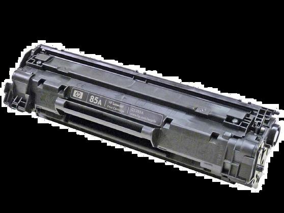 Картридж черный HP Inc. CE285A