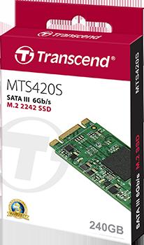 Внутренние SSD TRANSCEND SATA III 240GB