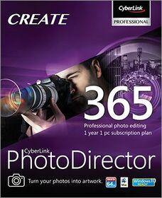 Cyberlink PhotoDirector 365