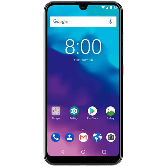 Смартфон ZTE Blade  V10 Vita 64 ГБ черный