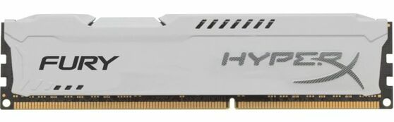 Оперативная память Kingston Desktop DDR3 1600МГц 4GB, HX316C10FW/4, RTL