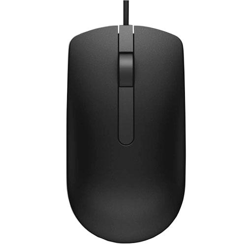 Мышь DELL MS116 570-AAIR, цвет черный