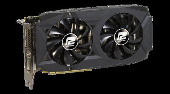 Видеокарта PowerColor Radeon RX 580 8 ΓБ Retail