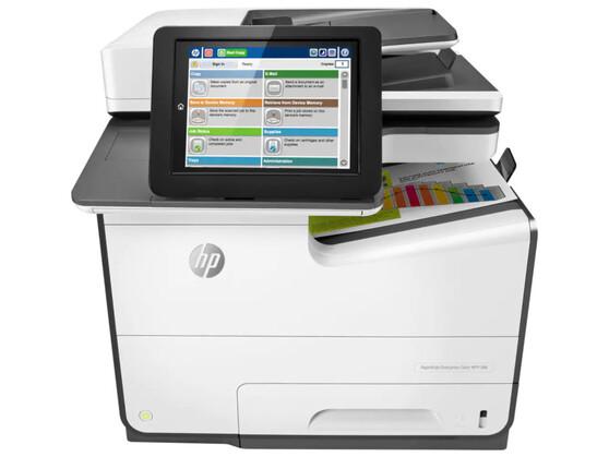 МФУ HP Inc. PageWide Enterprise 586dn