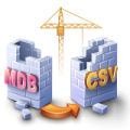 WhiteTown Software MDB, Access to CSV Converter (пользовательская лицензия)