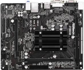 Материнская плата ASRock Onboard CPU D1800M