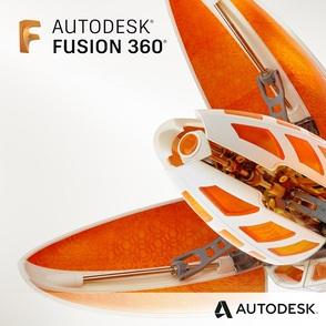 Autodesk Fusion 360 Team - Participant CLOUD (электронная версия PROMO), локальная лицензия на 3 года (Trade-in)