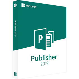 Microsoft Office Publisher 2019