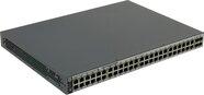 Коммутатор Hewlett Packard Enterprise 1820 48G PoE+ (370W).